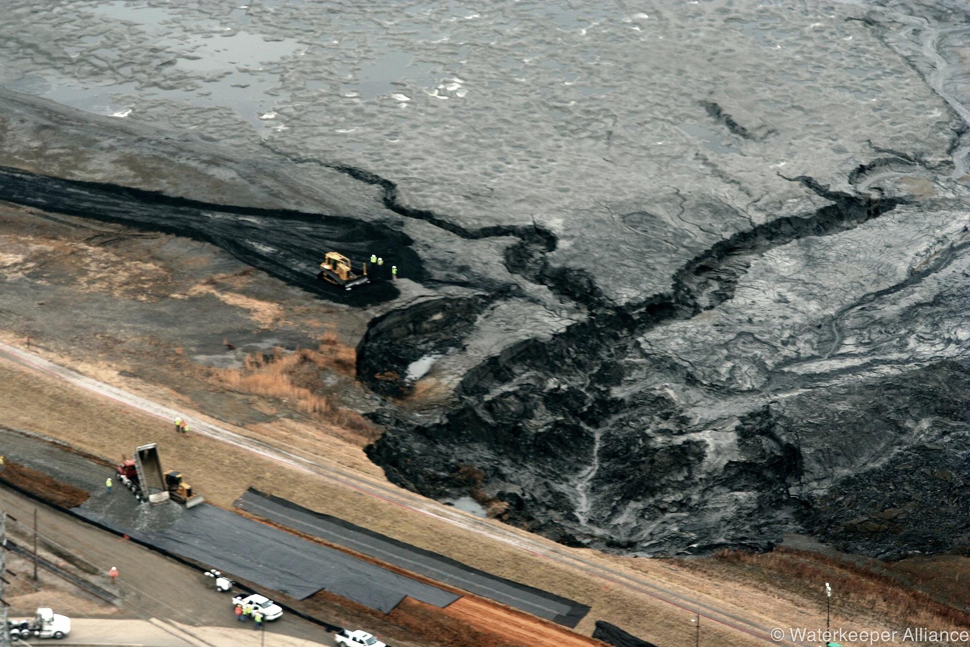 coal ash, spill, duke energy