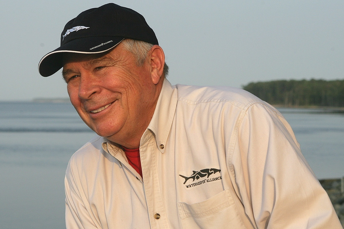 Rick Dove - Waterkeeper Alliance