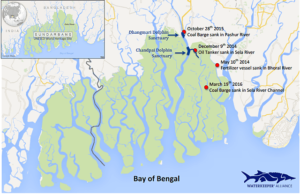 sundarbans, coal, fossil fuels, waterkeepers bangladesh