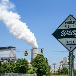 toxic water pollution coal
