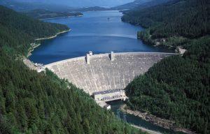dams hungry horse dam