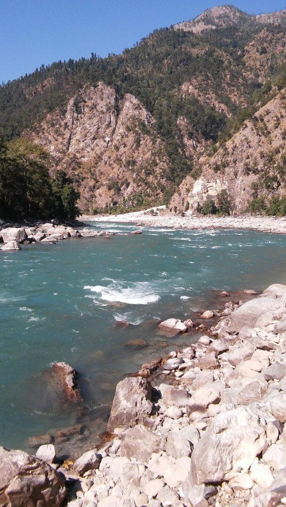 El río Karnali