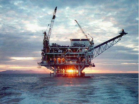 offshore drilling oil