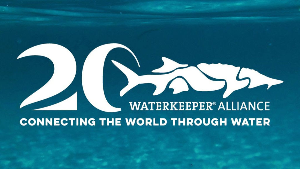 waterkeeper alliance 20th anniversary