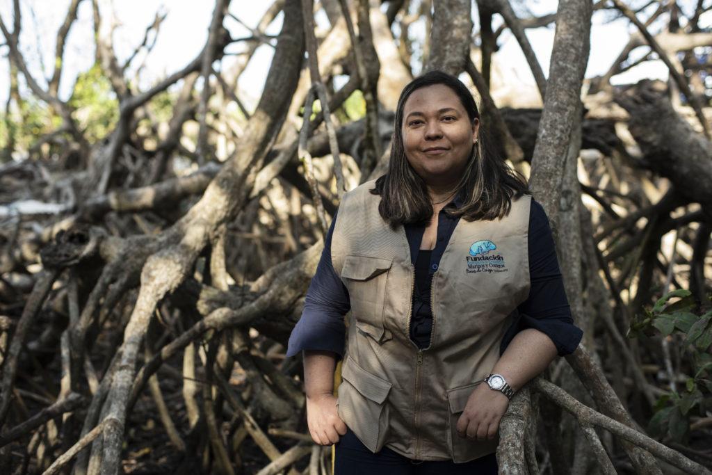 Bocas de Ceniza Waterkeeper Liliana Guerrero