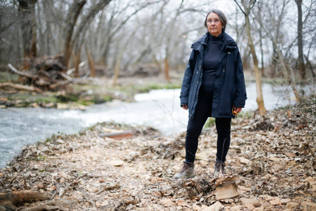 Tar Creekkeeper Rebecca Jim