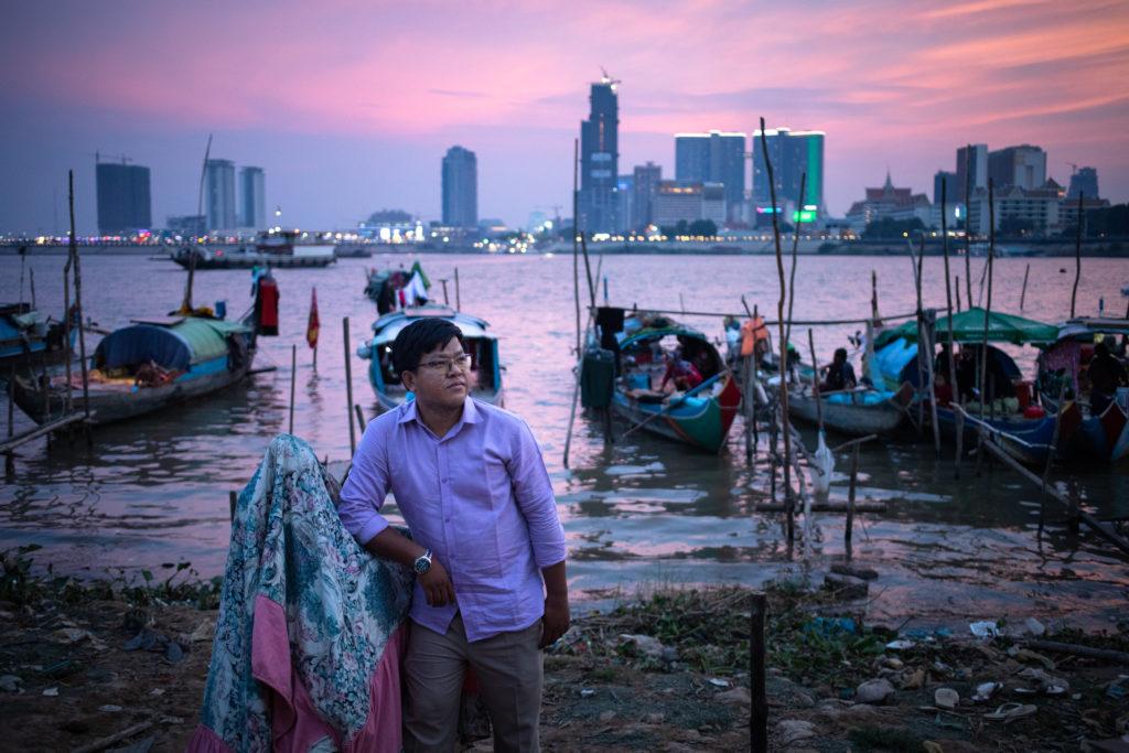 Tonle Sap Lake Waterkeeper Senglong Youk