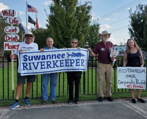 Suwannee Riverkeeper Fights to Protect Okefenokee Swamp from Titanium Strip Mine