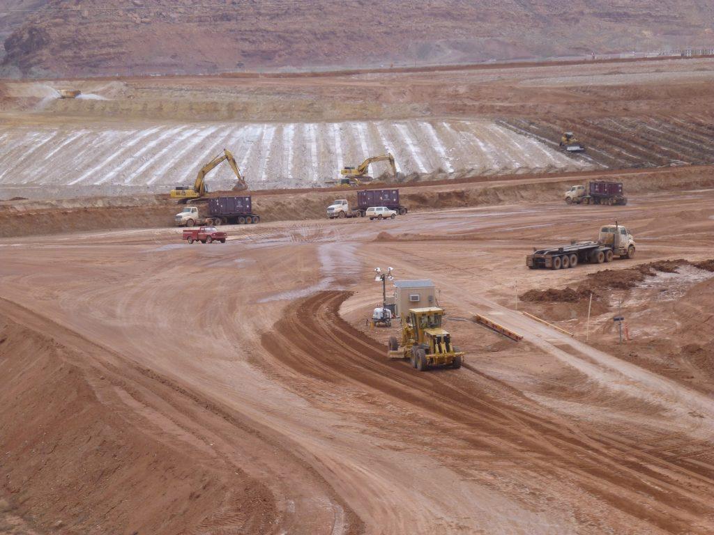 Colorado Riverkeeper Moab Mill Project, John Weisheit
