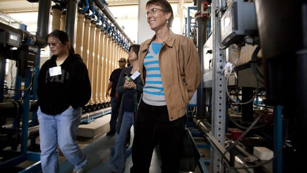 San Diego, Wastewater Recycling Plant Tour