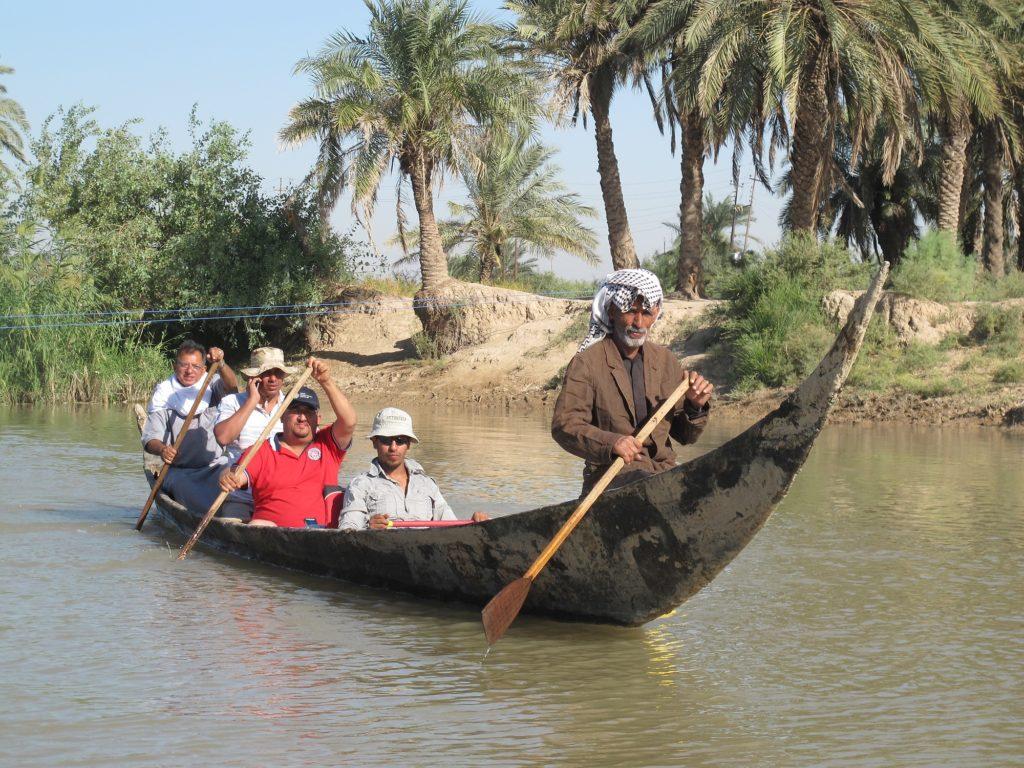 Waterkeepers Iraq, Tarada