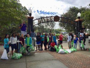Waccamaw Riverkeeper Litter Cleanup