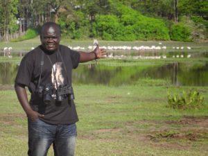 Kenya Lake Victoria Waterkeeper Leonard Akwany||