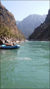 Karnali river water