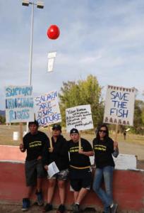 Klamath Dam-Removal Advocates