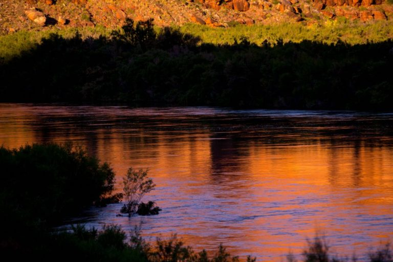 Sunset Native American water rights.